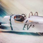 La Morgan EV3 électrique de sera présentée à Genève