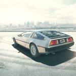 La mythique DeLorean DMC-12 de « Retour vers le futur » va renaitre