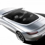 La première version cabriolet de la Mercedes Classe C au Salon de Genève 2016