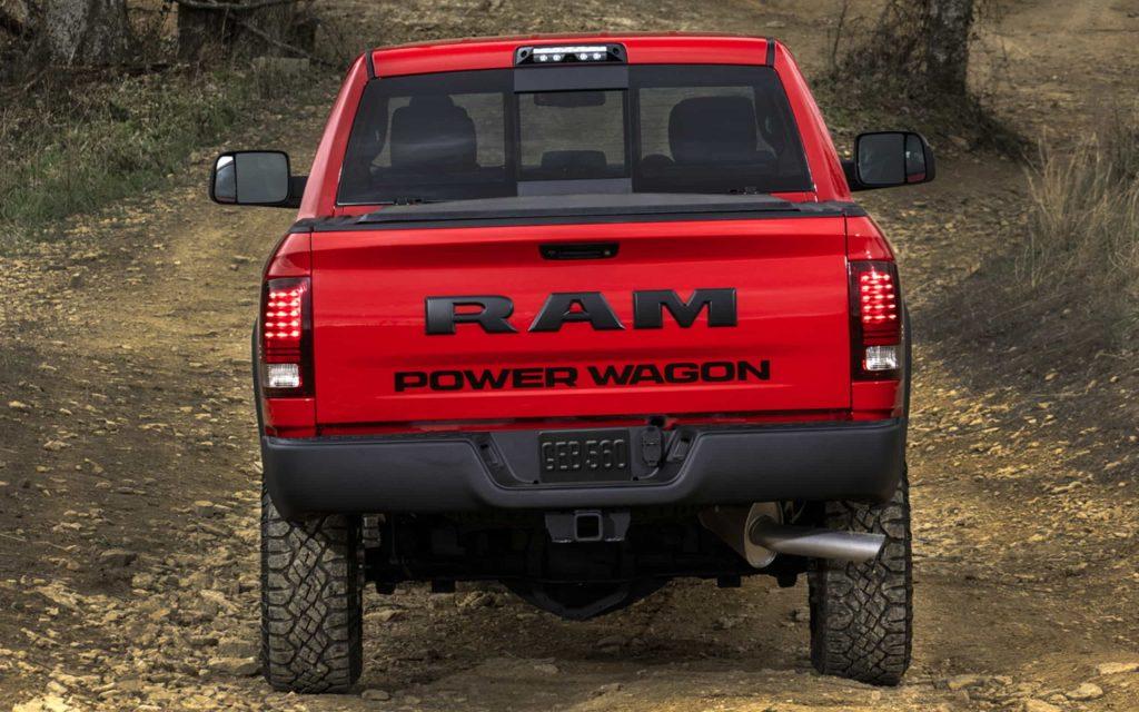 Le Power Wagon 2017 complète la gamme de camionnettes tout-terrain Ram : le véhicule ultime ? 6