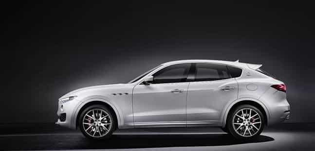 Le SUV Maserati Levante sera très attendu à Genève