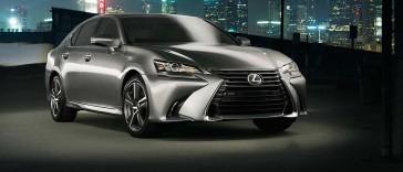 Les nouvelles Lexus GS sont dès à présents commercialisées
