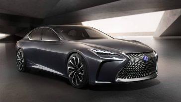 Lexus: LC 500h