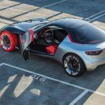 Opel en dit plus au sujet de son GT Concept