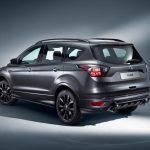 Plus qu'un simple restylage pour le Ford Kuga 2016 : plus de virilité