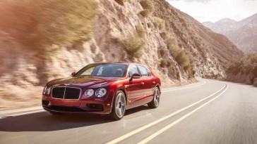 Quelques chevaux de plus pour la Bentley Flying Spur V8 S