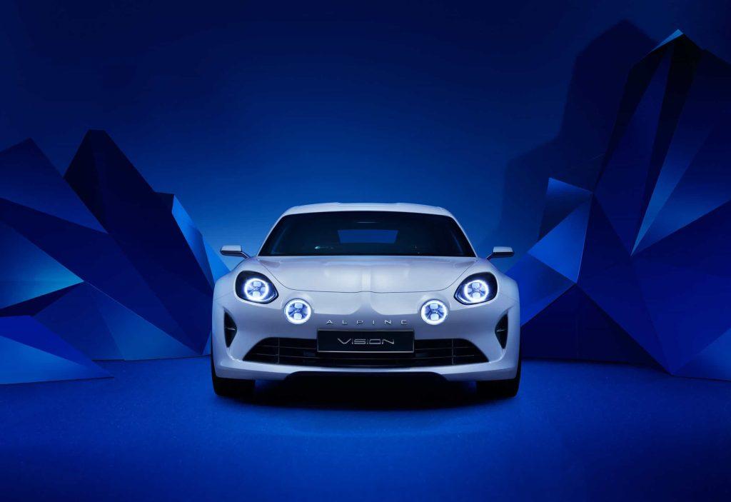 Un pas de plus vers la série avec l'Alpine Vision Concept 3