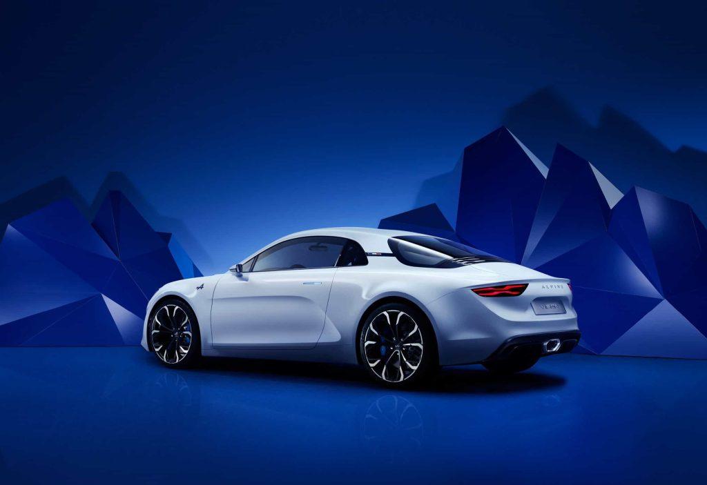 Un pas de plus vers la série avec l'Alpine Vision Concept 6