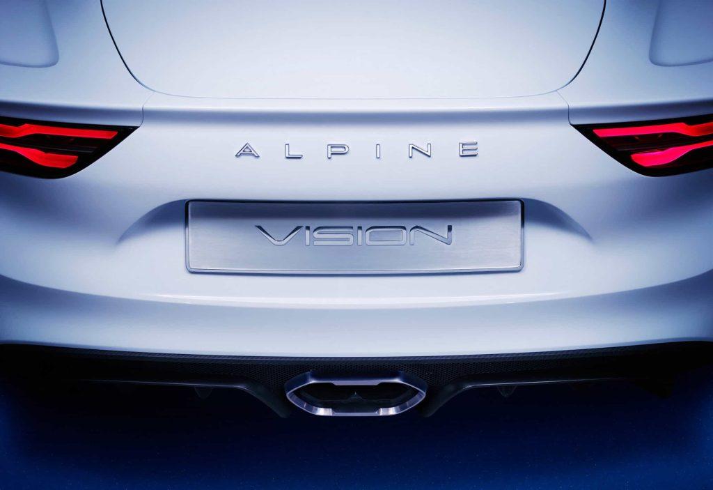 Un pas de plus vers la série avec l'Alpine Vision Concept 7