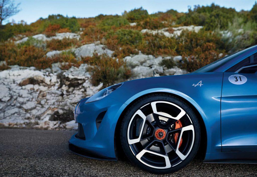 Un pas de plus vers la série avec l'Alpine Vision Concept 11