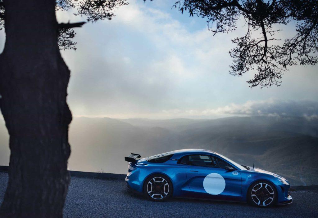 Un pas de plus vers la série avec l'Alpine Vision Concept 13