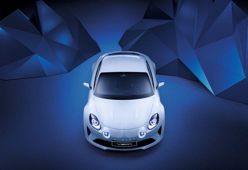 Un pas de plus vers la série avec l'Alpine Vision Concept 17