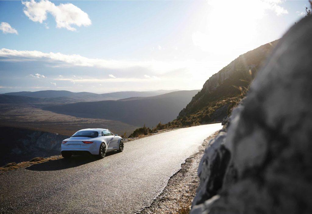 Un pas de plus vers la série avec l'Alpine Vision Concept 22