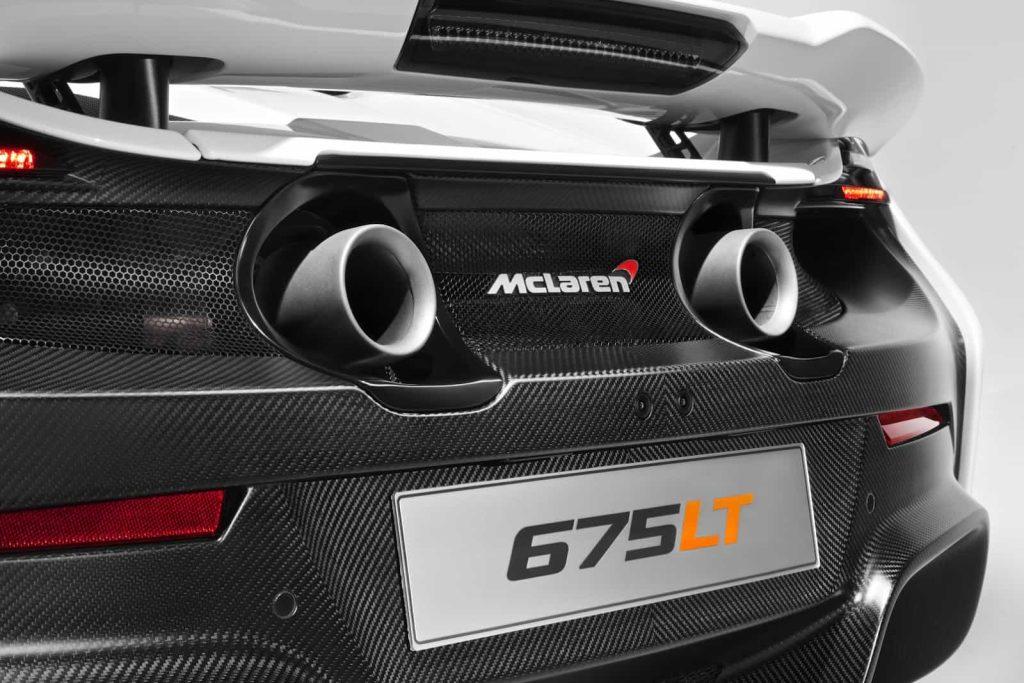 Une nouvelle série limitée de la McLaren 675LT en approche ? 7