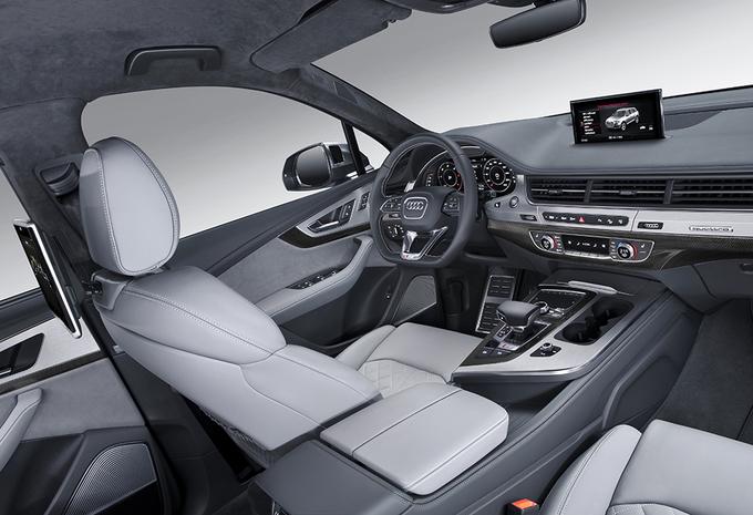 Audi SQ7 TDI : un compresseur électrique pour atteindre 435 ch 6
