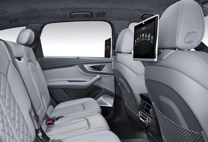 Audi SQ7 TDI : un compresseur électrique pour atteindre 435 ch 7