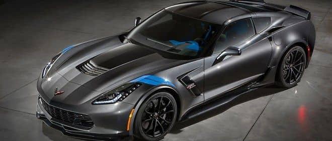 Avec le modèle Grand Sport, Corvette propose une très réussie version intermédiaire