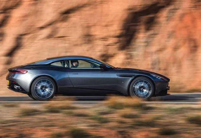 Avec sa DB11, Aston Martin fait plus que séduire 2