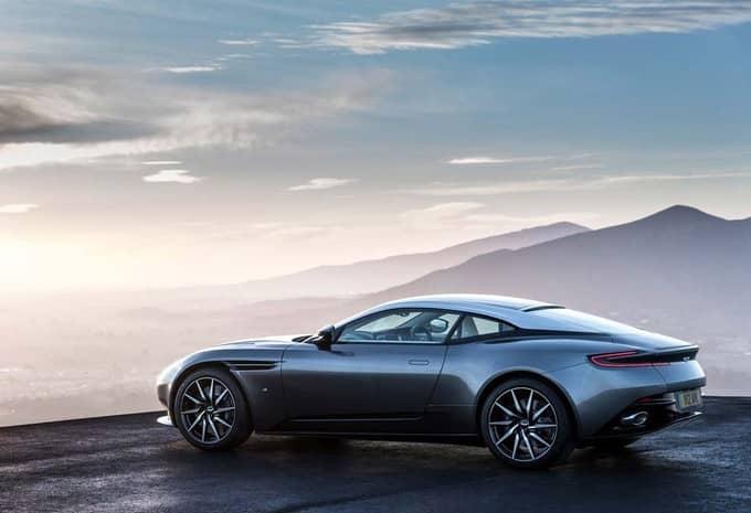 Avec sa DB11, Aston Martin fait plus que séduire 3