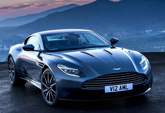 Avec sa DB11, Aston Martin fait plus que séduire 4