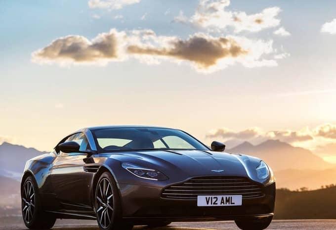Avec sa DB11, Aston Martin fait plus que séduire 5