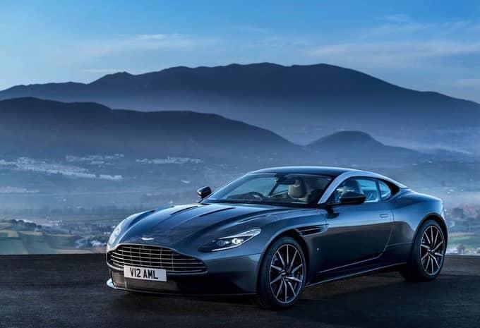 Avec sa DB11, Aston Martin fait plus que séduire 6