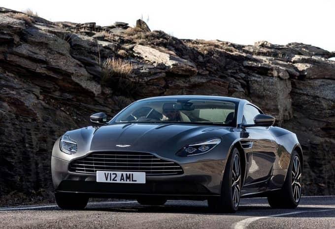 Avec sa DB11, Aston Martin fait plus que séduire 7