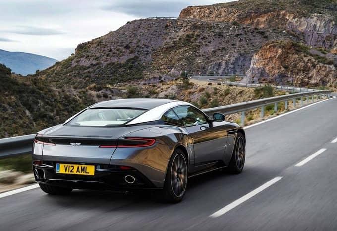Avec sa DB11, Aston Martin fait plus que séduire 10