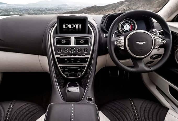 Avec sa DB11, Aston Martin fait plus que séduire 12