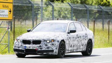 Avec sa puissance qui serait de 626 ch, la future BMW M5 fait déjà rêver