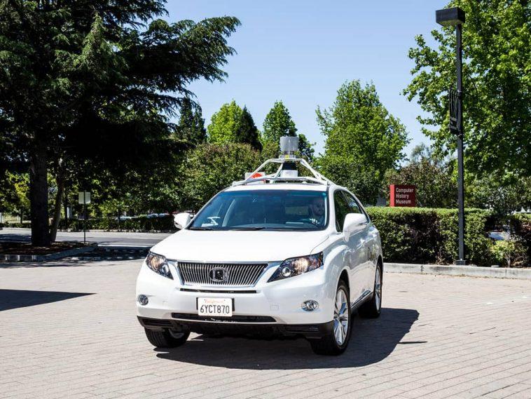 C'est la première fois qu'une Google Car est fautive dans un accident
