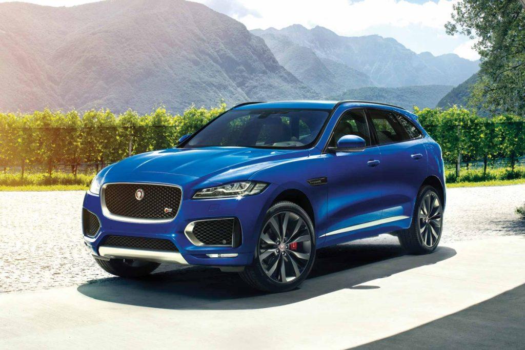 Cest officiel, une première Jaguar électrique en 2018