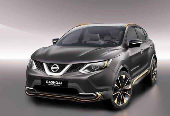 De la conduite autonome pour le prochain Nissan Qashqai