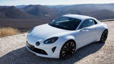 Est-ce que les futures Alpine seront équipées de moteurs AMG ?