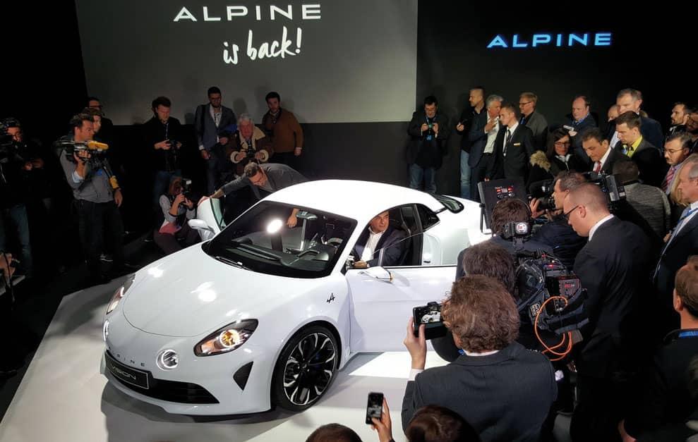 Est-ce que le retour d'Alpine va rimer avec le retour de l'émotion ?