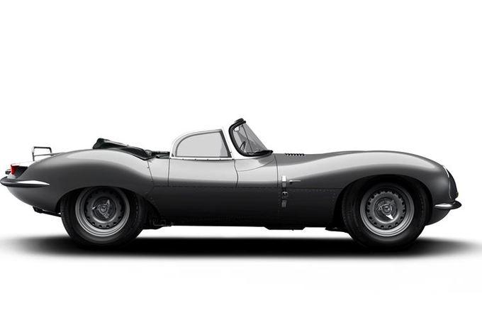 Jaguar Classic va construire 9 XKSS, à la main