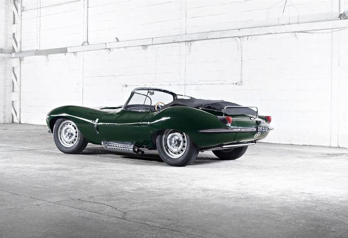 Jaguar va construire à la main les 9 XKSS disparues en 1957 dans un incendie 3