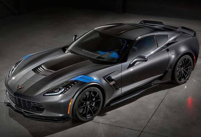 La Corvette Grand Sport est parée pour conquérir la piste 2