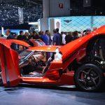 La décoiffante Regera de Koenigsegg se dévoile à Genève