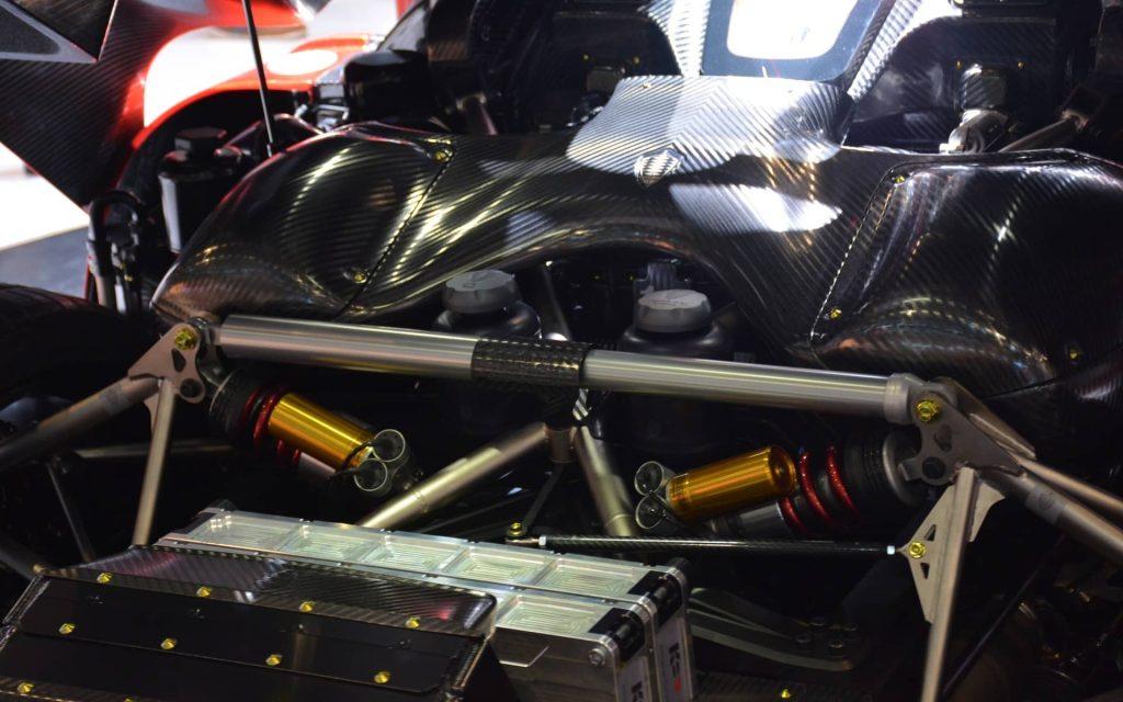La décoiffante Regera de Koenigsegg se dévoile à Genève 3