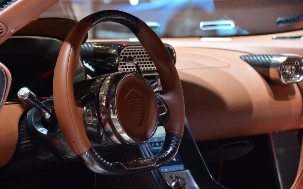 La décoiffante Regera de Koenigsegg se dévoile à Genève 6