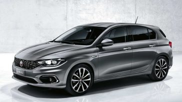 Fiat Tipo en break et 5 portes