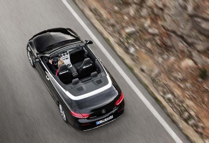 La Mercedes-AMG C 43 s'est dévoilée en couple, un coupé et un cabriolet 8