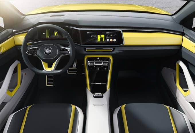 Le concept T-Cross Breeze de Volkswagen fuite avant sa présentation 7