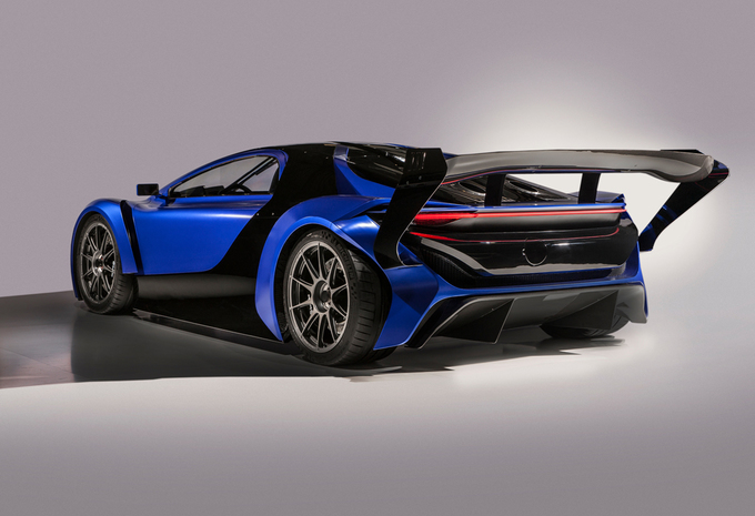Les surprenantes supercars chinoises de Techrules 2