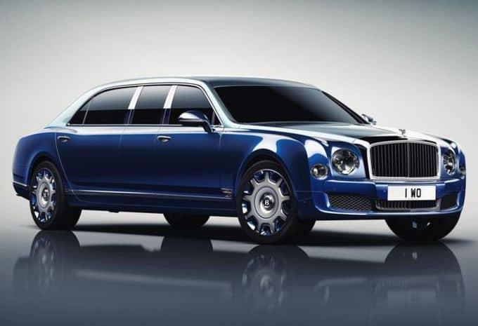 Lorsque la Bentley Mulsanne est revisitée par Mulliner, elle devient carrosse