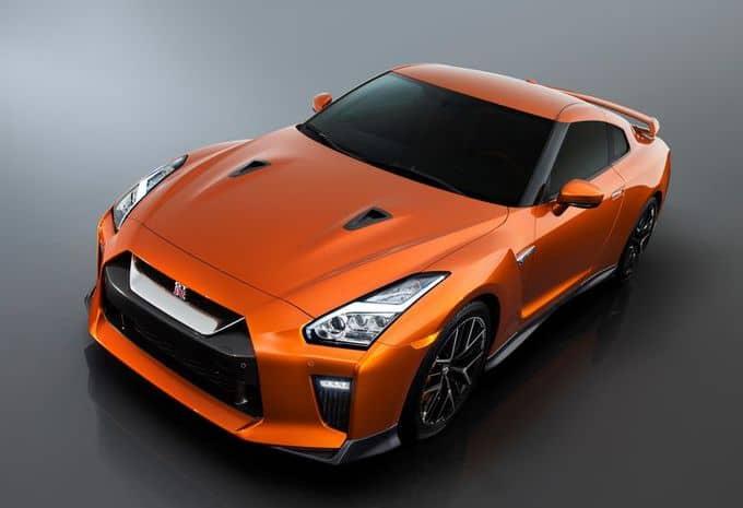 Nissan présente une GT-R profondément remaniée 1