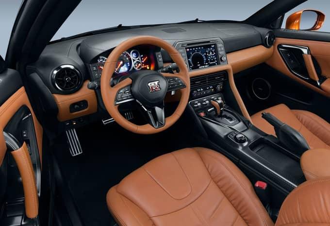 Nissan présente une GT R profondément remaniée