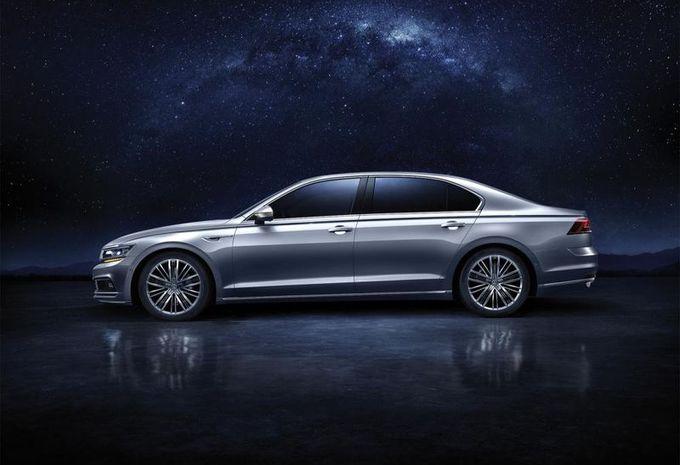 Phideon, une nouvelle Volkswagen conçue spécialement pour la Chine 3