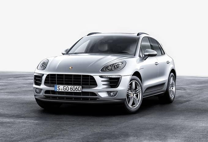 Porsche fait évoluer son offre pour ses SUV
